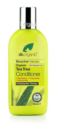 Dr. Organic Tea Tree Conditioner 265 ml