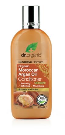 Dr. Organic Moroccan Argan Oil Conditioner 265 ml