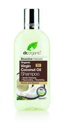 Dr. Organic Virgin Coconut Oil Shampoo 265 ml