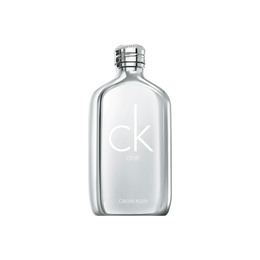 Calvin Klein One Platinum Eau de Toilette 100 ml