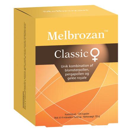 Melbrozan Classic 120 kaps.