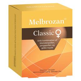 Melbrozan™ Classic 120 kapsler