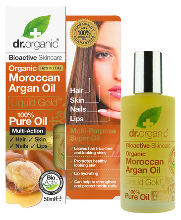 Dr. Organic Morocan Argan Oil - Pure Oil 50 ml