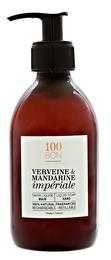 100BON Hand Soap Verveine & Mandarine Imperial, 300 ml