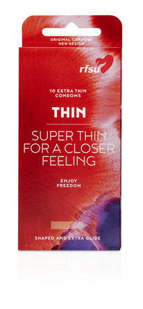 RFSU Thin kondomer 10 stk