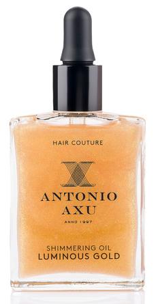Antonio Axu Dark Gold Shimmering Oil Luminous Gold