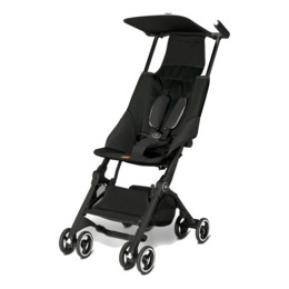 Cybex Good Baby Klapvogn Pockit Black