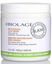 Biolage RAW Biolage R.A.W. Re-hydrate Clay Mask 400 ml