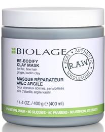 Biolage RAW Biolage R.A.W. Re-bodify Clay Mask 400 ml