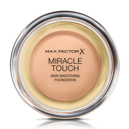 Max Factor Miracle Touch Liquid 45 Warm Almond