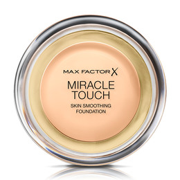Max Factor Miracle Touch Liquid 40 Creamy Ivory