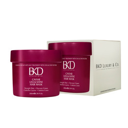 BKD Caviar Liss & Shine Hair Mask 200 ml