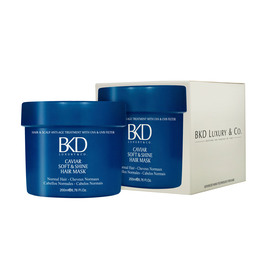 BKD Caviar Soft & Shine Hair Mask 200 ml