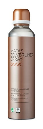 Matas Striber Selvbruner Spray 200 ml