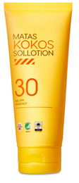 Matas Striber Kokos Sollotion SPF 30 200 ml