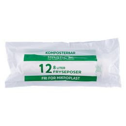 Komposterbare fryseposer 8L