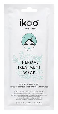 Ikoo Thermal Treatment Wrap Hydrate & Shine Mask