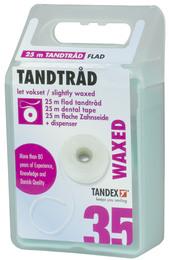 Tandex Tandtråd flad 25 ml