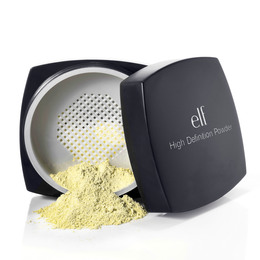 e.l.f. High Definition Powder Corrective Yellow