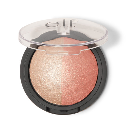 e.l.f. Baked Highlighter & Blush Rose Gold