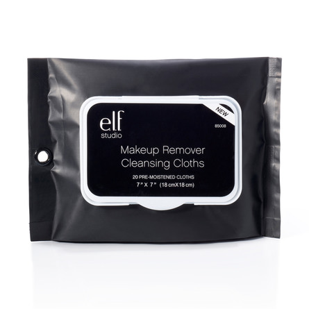 e.l.f. Makeup Remover Cleansing Cloths 20 stk.