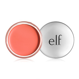e.l.f. Beautifully Bare Cheeky Glow Cream to Powder Rose Royal