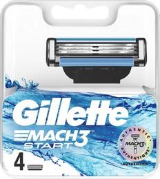 Gillette Mach3 Start 4 stk.
