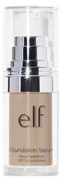 e.l.f. Beautifully Bare Foundation Serum SPF 25 Light/Medium