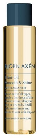 Björn Axén Hair Oil Smooth & Shine with Argan Oil 75 ml