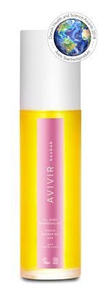 AVIVIR All Body Pampering Oil med Myrte 100 ml