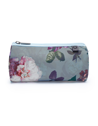 Essenza Suzy Fleur Makeuptaske Small Faded Blue