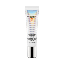 MAC Lightful C + Coral Grass Tinted Cream SPF 30 Light Plus