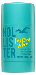 Hollister Festival Vibes Him Deo Stick 75 g