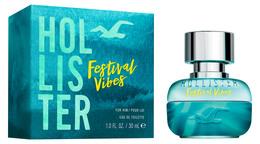 Hollister Festival Vibes Him Eau de Toilette 30 ml