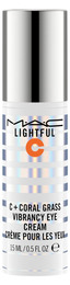 MAC Lightful C + Coral Grass Vibrancy Eye Cream 15 ml