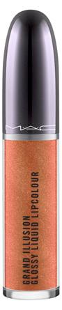 MAC Grand Illusion Glossy Liquid Lipcolour Autumn Russet