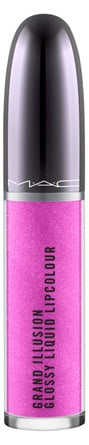 MAC Grand Illusion Glossy Liquid Lipcolour Ruby Princess
