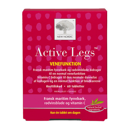 New Nordic Active Legs 60 tabl.