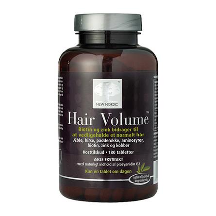 New Nordic Hair Volume 180 tabl.