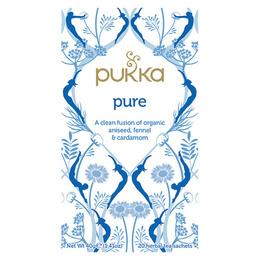 Pukka Pure Te Øko 20 breve