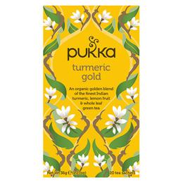 Pukka Turmeric gold tea Øko 20 br.