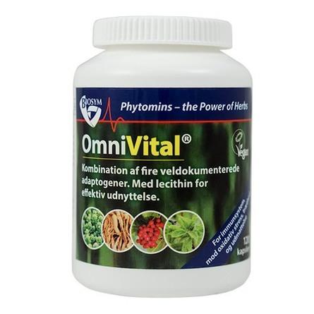 Phytomin OmniVital 120 kaps.