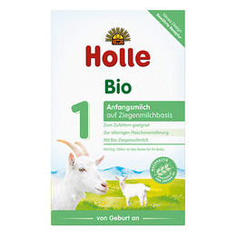 Modermælkserstatning Ø Gedemælk Basis 1 - 400 g