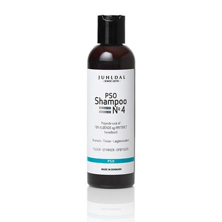 Juhldal PSO Shampoo No 4, 200 ml