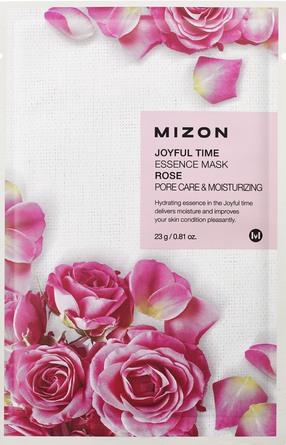 Mizon Joyful Time Mask Rose