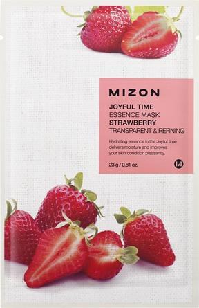 Mizon Joyful Time Mask Strawberry