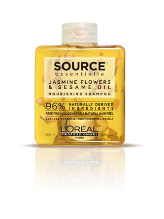 L'Oréal Professionnel Source Essentielle Nourishing Shampoo 300 ml