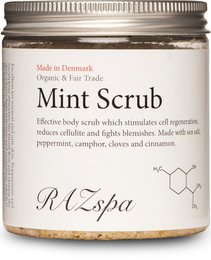 RAZspa Mint Scrub 200 g