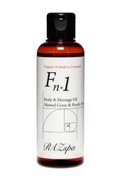 RAZspa Fn+1 Body & Massage Oil Green Apples & Sweet Birch