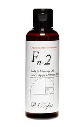 RAZspa Fn+2 Body & Massage Oil Mowed Grass & Nordic Pine